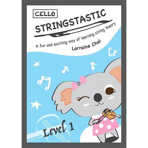 Stringstastic Level 1 cello