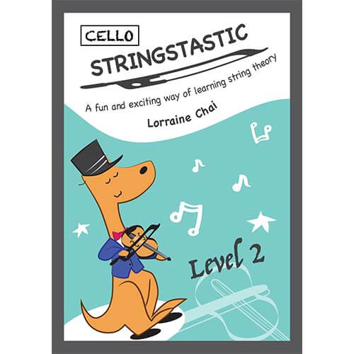 Stringstastic Level 2 (cello)