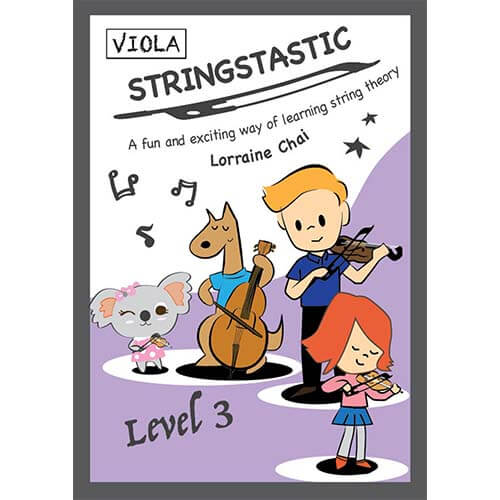 Stringstastic Level 3 (viola)