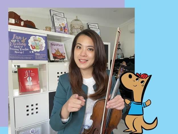 lorraine chai music theory teacher
