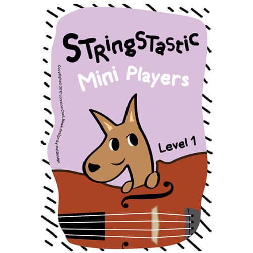 stringstatic mini players worksheet